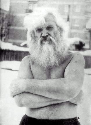 Порфирий Иванов, система закаливания